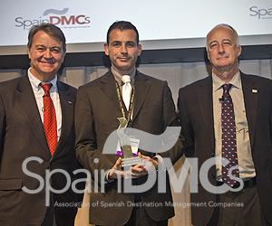 melia hotels international awards 2011 spain dmcs